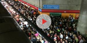 Menino de 15 anos foi esfaqueado no metrô da Sé