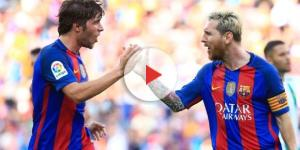Sergi Roberto: Messi is 'light years ahead' of Cristiano Ronaldo - 101greatgoals.com