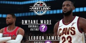 YouTube Thumbnail Screenshot (Gento) - LeBron and Wade Ratings