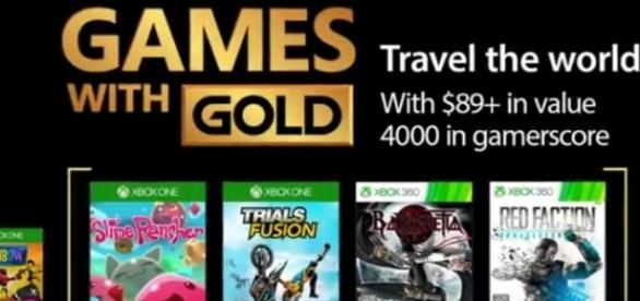 As much as 80 percent off in this week's deals for Xbox Live Gold members. - via YouTube/Xbox