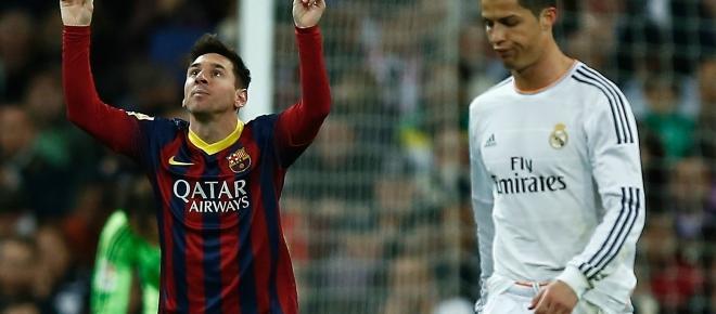 Se viraliza video de Cristiano Ronaldo Y Lionel Messi