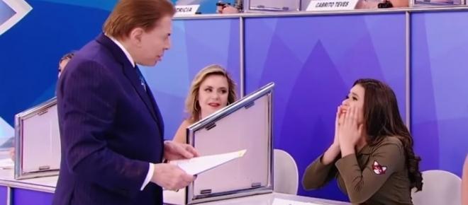 Traidora? Maisa detona programa do SBT em público e Silvio Santos dá bronca nela