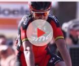Ciclismo, la difesa di Samuel Sanchez dopo la positività