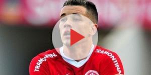 D'Alessandro - jogador do Inter