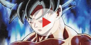 Imagen de Goku de Dragon Ball Super