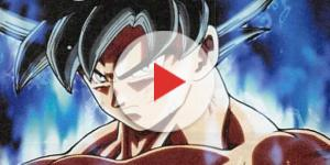 Imagen oficial de la nueva transformación de Goku.