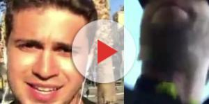 Repórter da Globo quase apanha ao vivo e é expulso