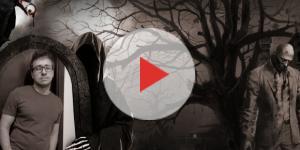 Aislan Coulter e a narradora de 'Twittando': a morte