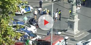 Attentato a Barcellona sulla Rambla: 13 morti.