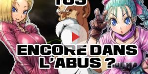 DBS 105 : Encore ans l'abus ? (Fanart de Amania Orz)