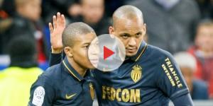 Monaco: Altercation Mbappé-Fabinho ? (vidéo) - Football - Sports.fr - sports.fr