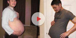 """O primeiro """"homem grávido"""" do mundo não teve só um, mas três filhos"""