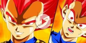 Vegeta Super Saiyajin Dios llegará al torneo de poder