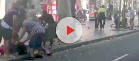 Attentato a Barcellona, 13 morti e 100 feriti