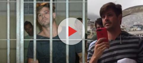 Dado Dolabella é preso no RJ, por não pagar pensão alimentícia