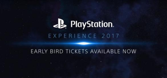 Sony PlayStation Experience 2017 (PlayStation/YouTube Screenshot) https://www.youtube.com/watch?v=DqQvN9ELQKk