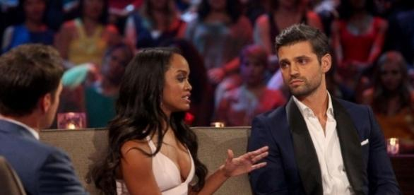 The Bachelorette Star Rachel Lindsay Reportedly Misses Peter Kraus Photo By Entertainment Tonight