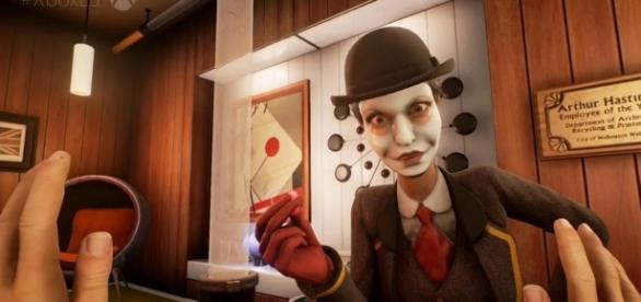 We Happy Few Stage Demo - IGN Live: E3 2016 | IGN/YouTube