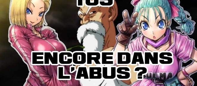 Dragon Ball Super 105 : Kame Sennin, simple blague ou moment de gloire ?