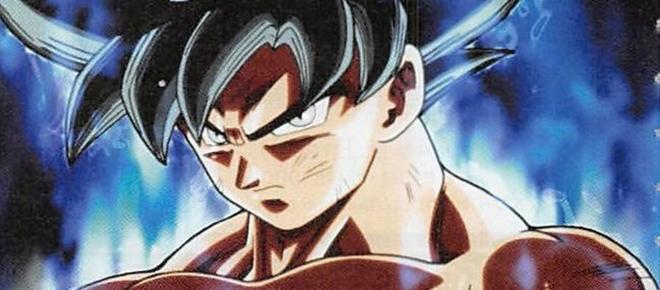 Increíble imagen de la nueva transformación de Goku - Dragon Ball Super