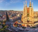 Immagine tipica di #Barcellona, tranquilla e serena