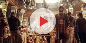 Bastidores: Asher dá a volta por cima em ''O Rico e Lázaro''
