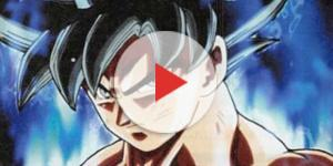 "Goku's brand new form in ""Dragon Ball Super"" - Image via YouTube/Geekdom101"