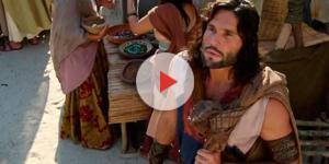 Asher volta para a Babilônia (Foto: Reprodução/RecordTV)