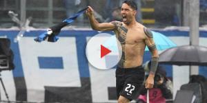 Marco Borriello è un nuovo giocatore della Spal, dopo l'esperienza del Cagliari