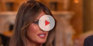 Melania Trump interview, via YouTube
