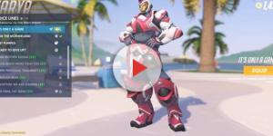 'Overwatch' Zarya's voiceline inspired by NHL goaltender Ilya Bryzgalov(Overmeme/YouTube Screenshot)