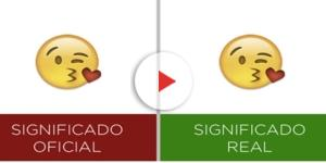 Veja o significado real dos emojis do Messenger ( Foto - Internet )