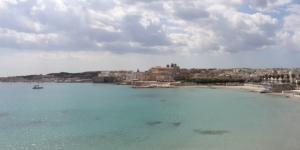 Una foto della città di Otranto.