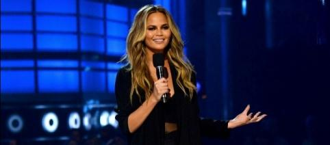 Chrissy Teigen gets candid about her body insecurities. (Flickr/Disney | ABC Television Group)