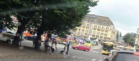 Turku, accoltellati due passanti. Arrestato l'aggressore.