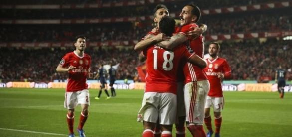 O Benfica recebe o Belenenses no Estádio da Luz