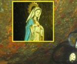 Mistério: imagem da Virgem Maria é encontrada intacta no fundo do mar