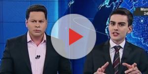 Dudu Camargo e Marcão do Povo se desentendem (Google)
