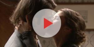 Il Segreto, anticipazioni: il bacio di Beatriz e Damian