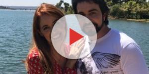Padre Fábio de Melo concedeu entrevista à jornalista Poliana Abritta