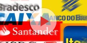 Bradesco, Banco do Brasil, Itaú e Santander: os bancos com maior lucro líquido do último semestre
