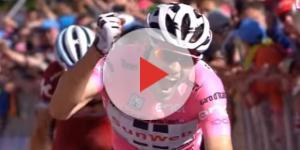 Tom Dumoulin, campione in carica del Giro d'Italia
