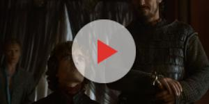 Tyrion Lannister and Bronn of the Blackwater- (YouTube/valar morghulis)
