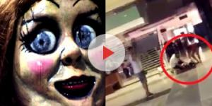 Mulher surta e acaba desmaiando após filme de terror