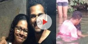 Tia de Daniel Alves morre afogada