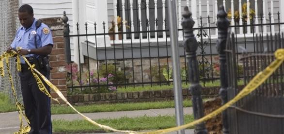 Departamentului de Poliție din districtul Prince George, investighează moartea a trei fetițe sub 10 ani - Foto: Wikimedia