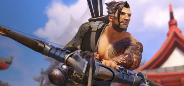 "Hanzo is one of the most loved and hated character in ""Overwatch"" (via YouTube/PlayOverwatch)"