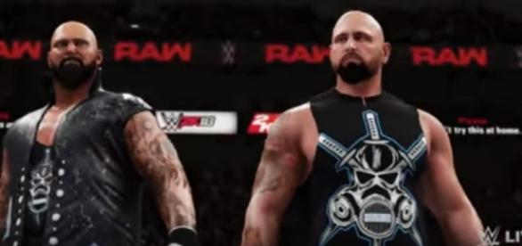 """WWE 2K18"" will boast the largest playable roster in the history of the WWE 2K franchise. WWE 2K/YouTube"
