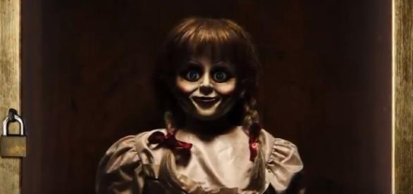 """'Annabelle: Creation"""" is coming to theaters on Aug. 11 while """"Cult of Chucky"""" will debut on Oct. 3/Photo via Federico Rocca, YouTube"""