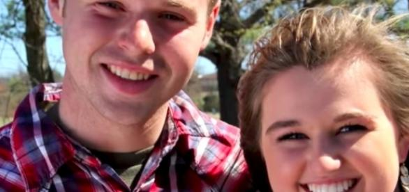 Kendra Caldwell and Joseph Duggar Image by TLC/YouTube